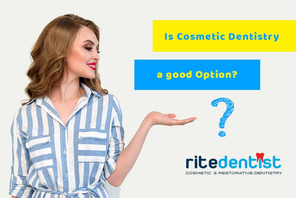 Is Cosmetic Dentistry an Option for you?